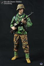 CalTek 1/6 Scale WWII German SS 10th Panzer Division Frundsberg Action Figure 8015 CAL-8015